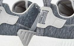 Sneakersnstuff Adidas NMD Gray Melange Pack