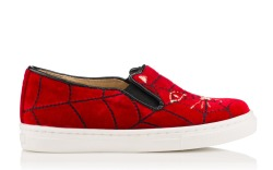 Charlotte Olympia's 'Spider-Man' Collection