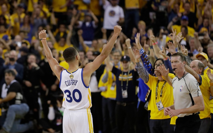 Two-time NBA Champion Stephen Curry
