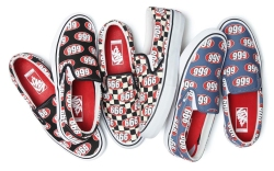 Supreme x Vans Slip-On