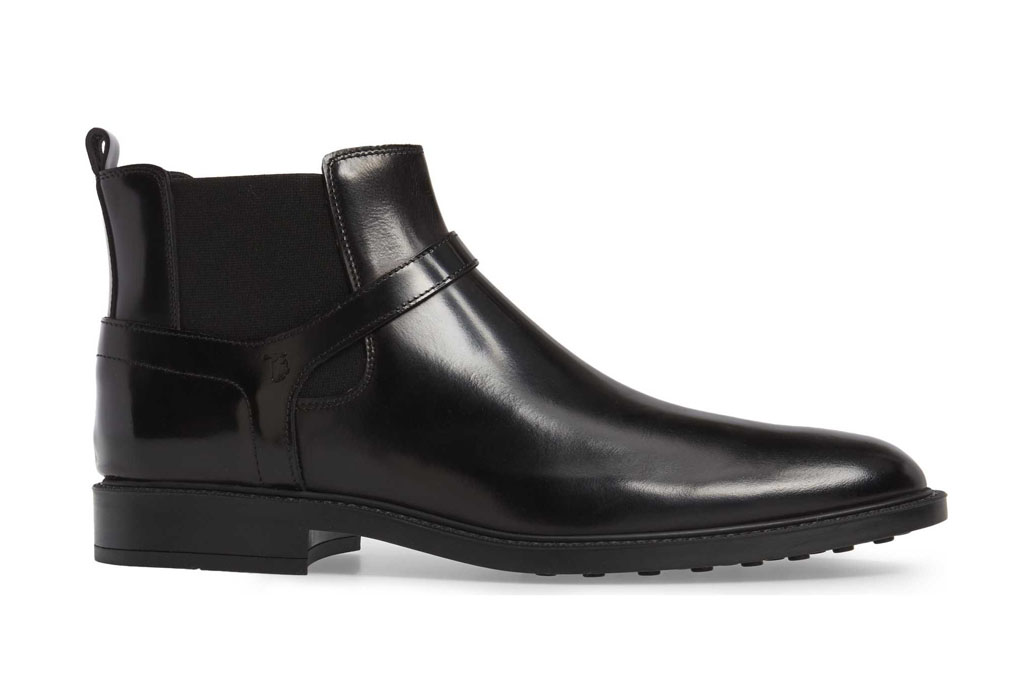Tod's Harness Chelsea Boot