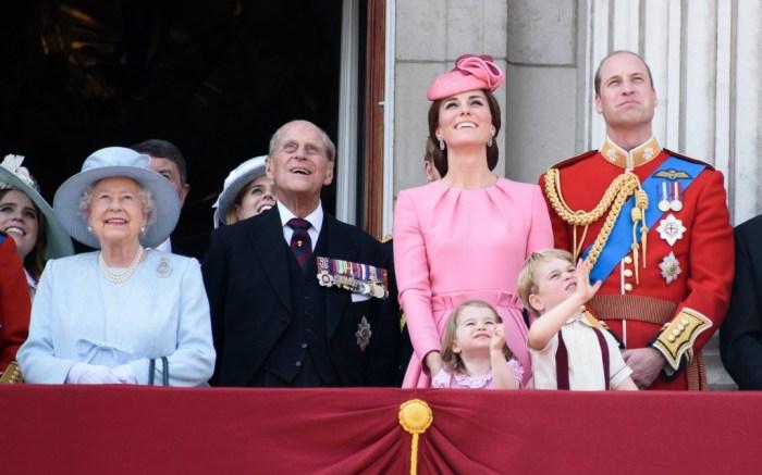 prince george, kate middleton, princess charlotte
