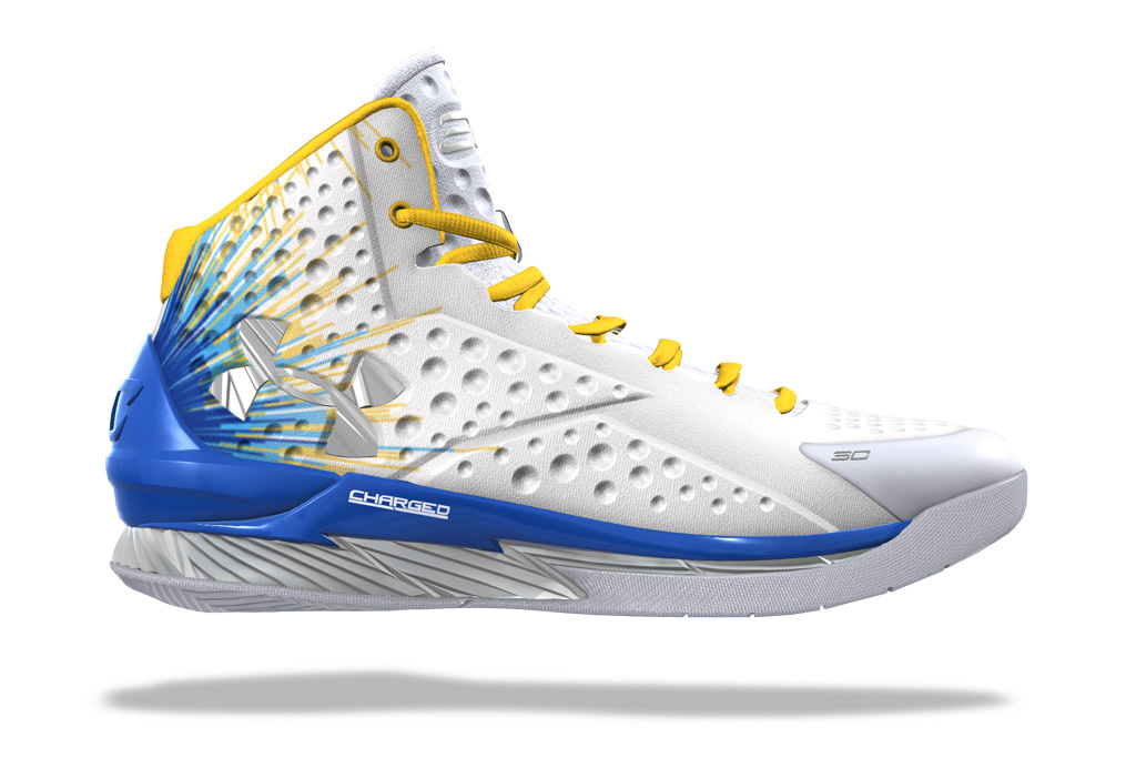 Under Armour Curry 1 Uncharted Territory