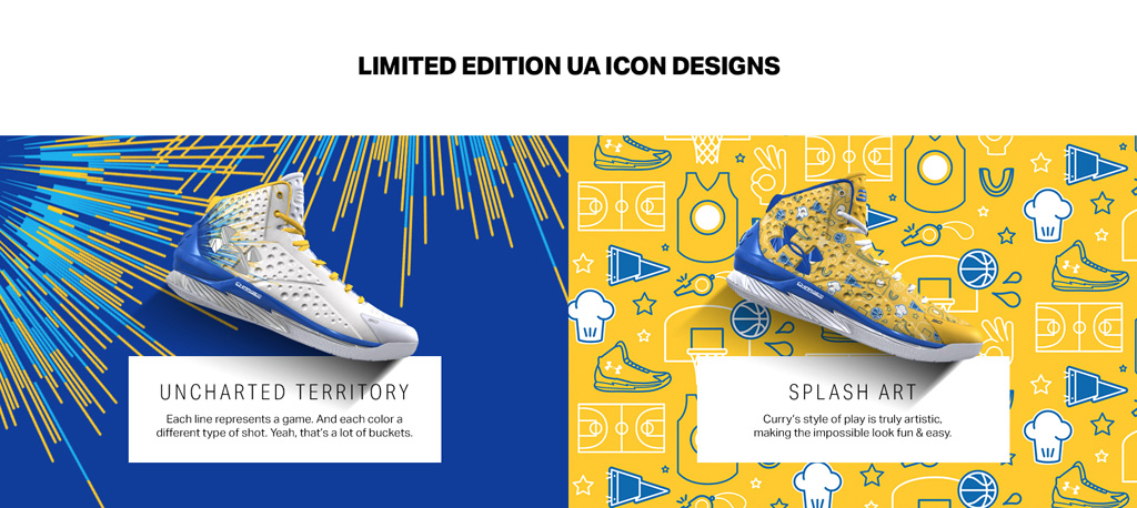 UA Icon Stephen Curry Under Armour