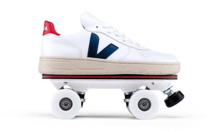 veja sneakers flaneurz roller skates