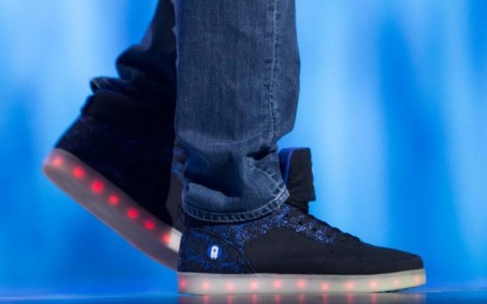 Walmart Light-Up Sneakers