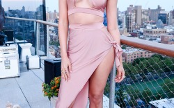 What Guests Wore to W Magazine's Who's Who Party