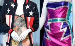 wonder woman outfits, tommy hilfiger, dsquared2