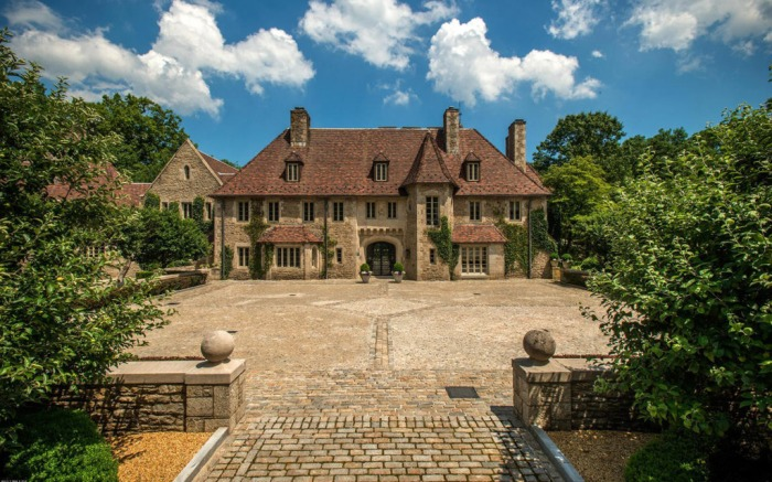 vince camuto, mansion, home, house