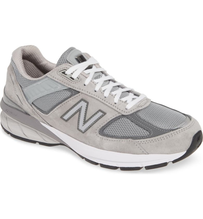 New Balance 990v5 Sneaker, sneakers to wear without socks