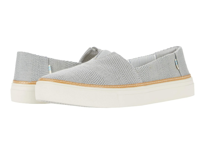 toms parker slip on sneaker, sneakers to wear without socks
