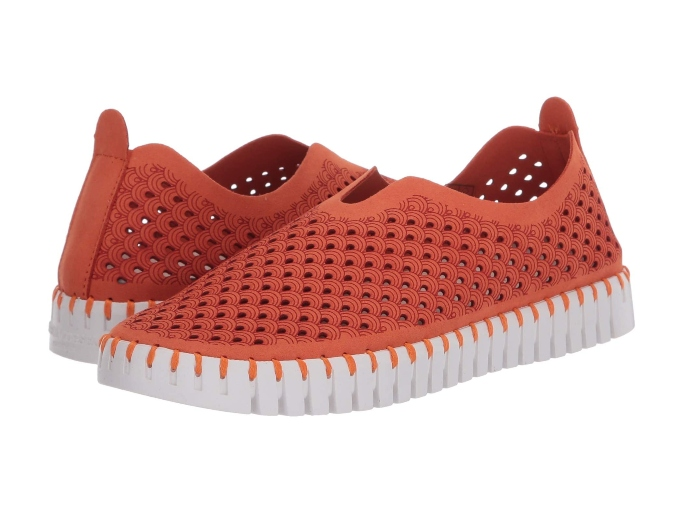 slip-on Tulip 139 from Ilse Jacobsen, sneakers you can wear without socks