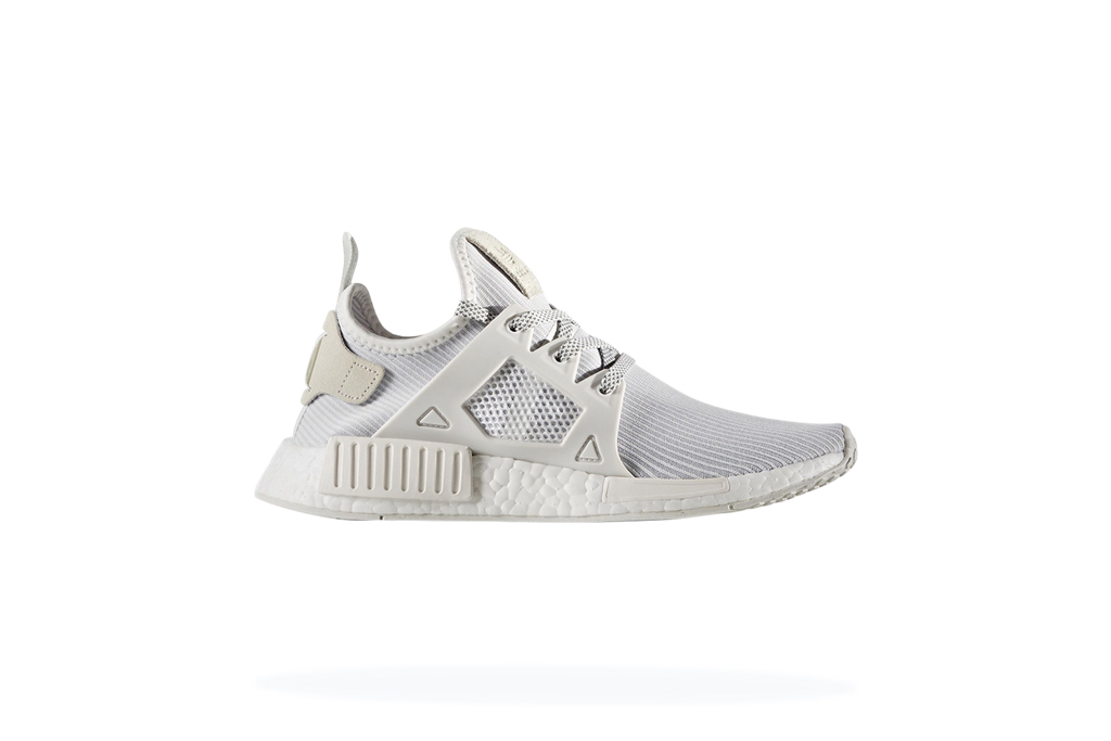Adidas NMD XR1 Triple White Women's