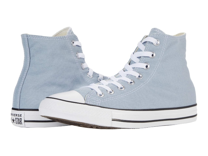 Sneakers You Can Wear Without Socks, converse chuck taylor all star high