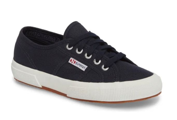 Superga Cotu Sneaker, sneakers you can wear without socks
