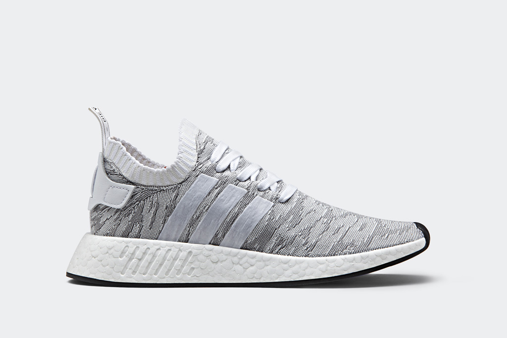 Adidas NMD R2 PK Footwear White Core Black