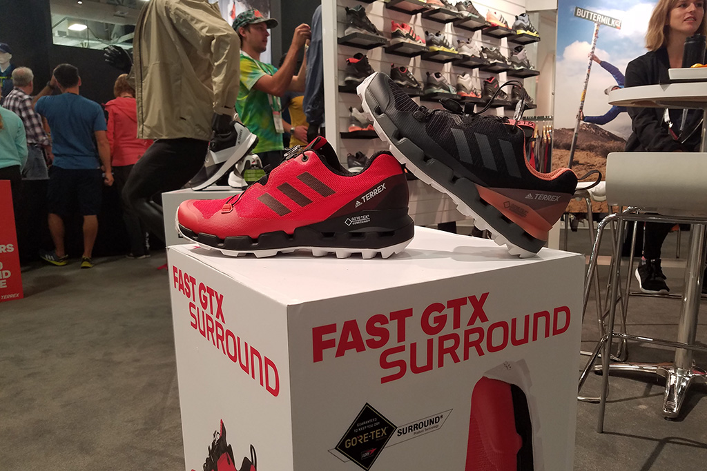 Adidas Outdoor Fast GTX Outdoor Retailer