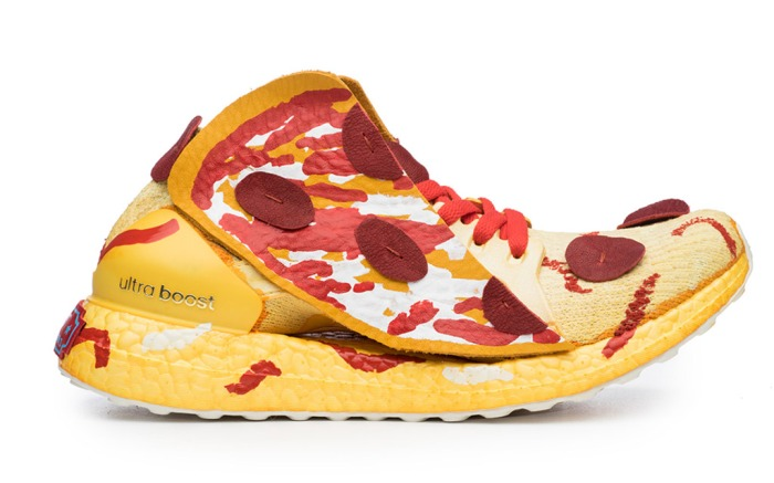 Adidas pizza sneaker