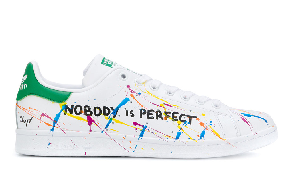 These Limited-Edition Custom Stan Smith