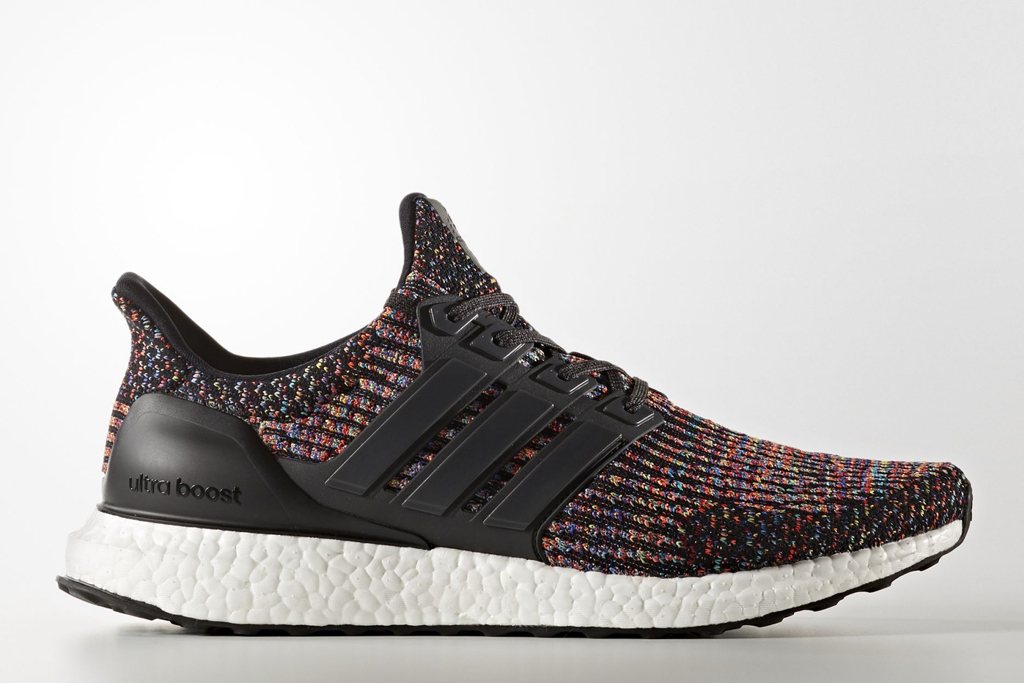 Adidas Ultra Boost 3.0 Multicolor