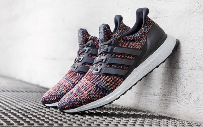 Adidas Boost 3.0 LTD Multicolor