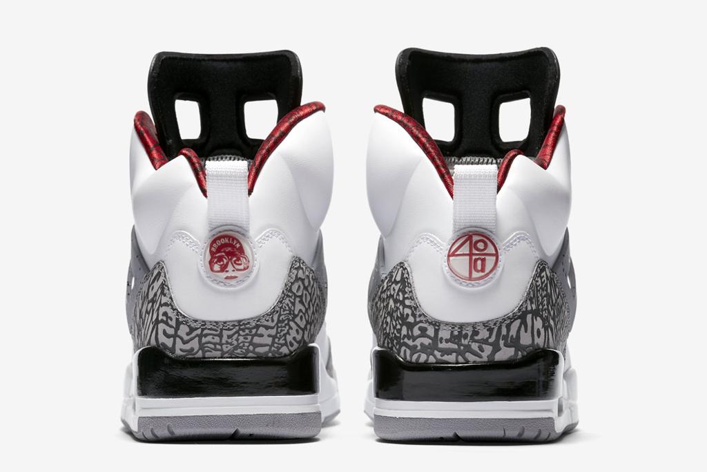 Air Jordan Spizike White Cement Gray