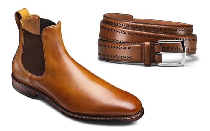 Allen Edmonds accessories