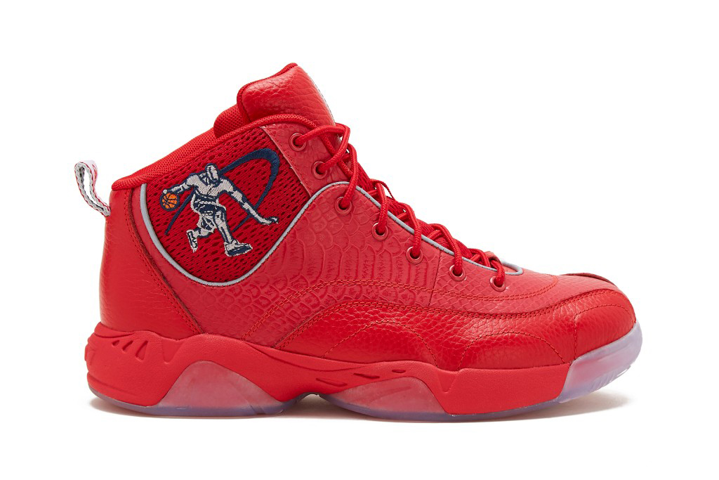 And 1 Coney Island Classic Red