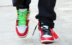 ASAP Rocky Off-White x Air Jordan