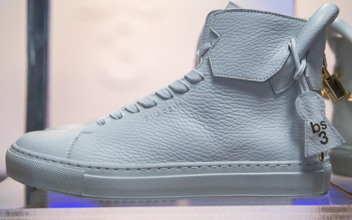 hbo ballers, buscemi, sneakers
