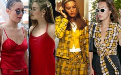 bella hadid, outfits, clueless, costumes, movie