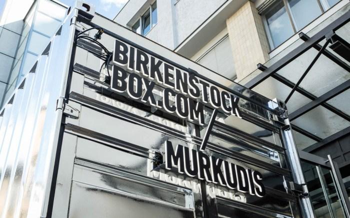Birkenstock Box store