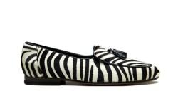 Safari-Themed Men's Loafers
