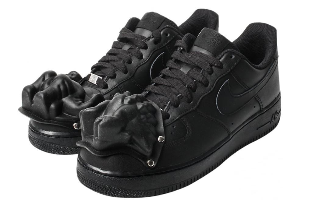 Comme des Garçons x Nike Air Force 1 Low