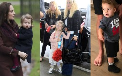 celebrity kids, celeb, style, children