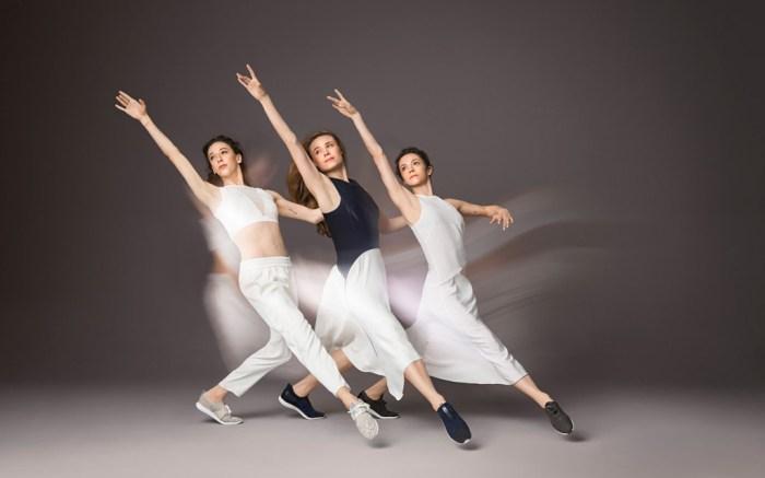 Cole Haan ballet campaign 1