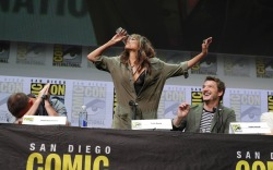 Halle Berry Style at Comic-Con 2017