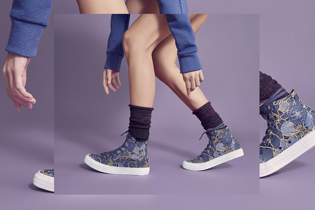 Converse Chuck Taylor All Star Shoes Collaboration With PatBo ...