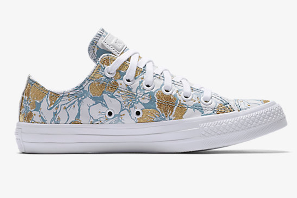 Converse an Patbo limited edition Chuck Taylor All Star Low Top collaboration