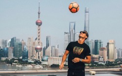 Cristiano Ronaldo, Nike, China