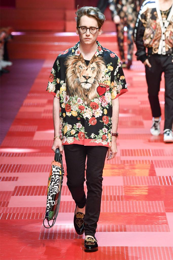 Dolce Gabbana Spring 2018