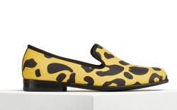 Safari-Themed Men's Loafers