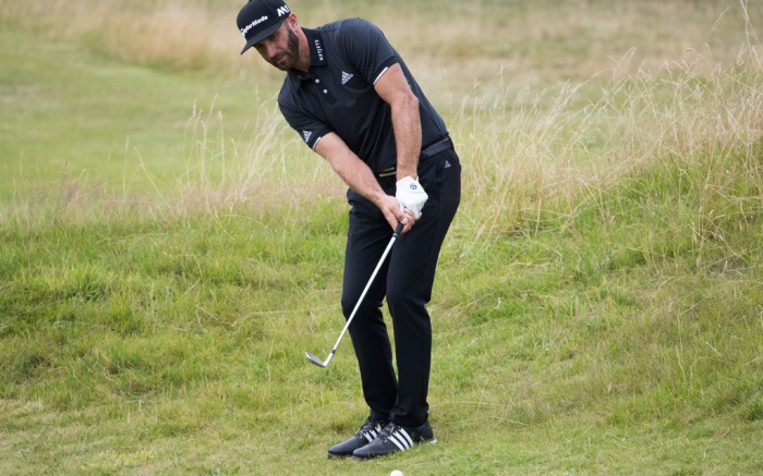 Adidas Golf Dustin Johnson