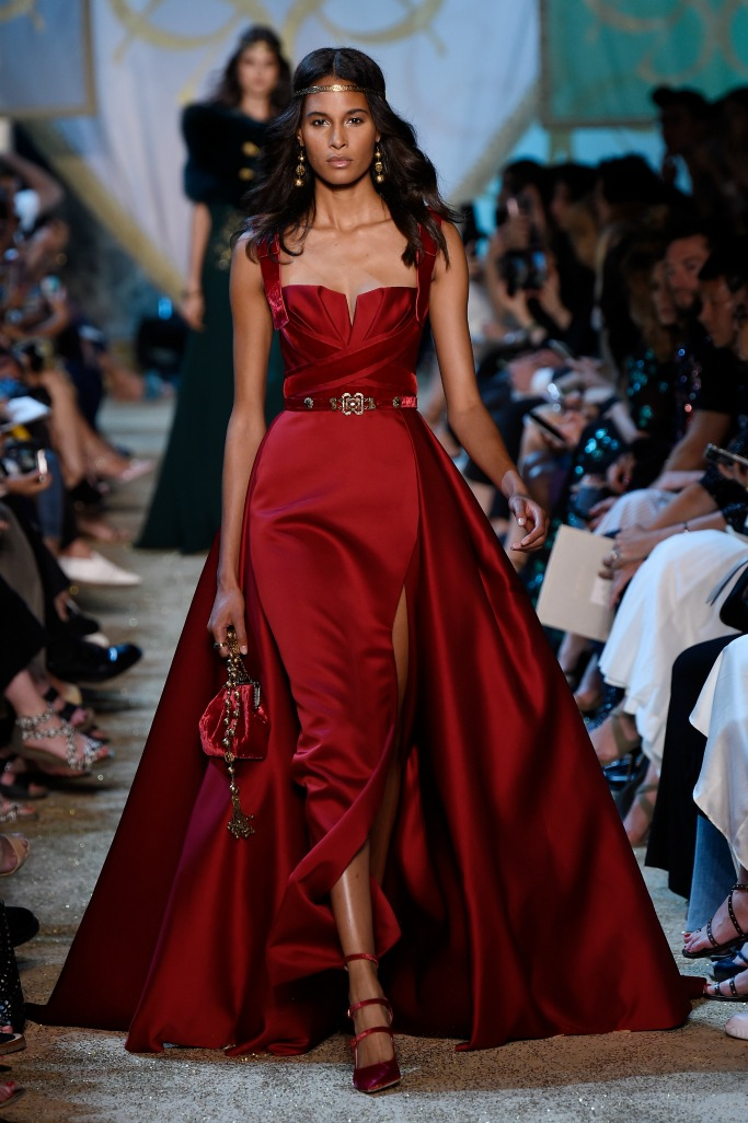 haute couture fashion week, elie saab