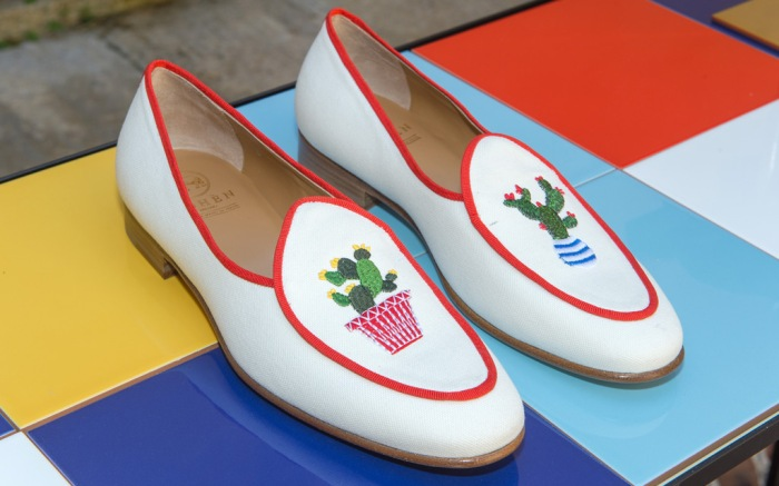 Edhen Milano, loafers, emerging talent