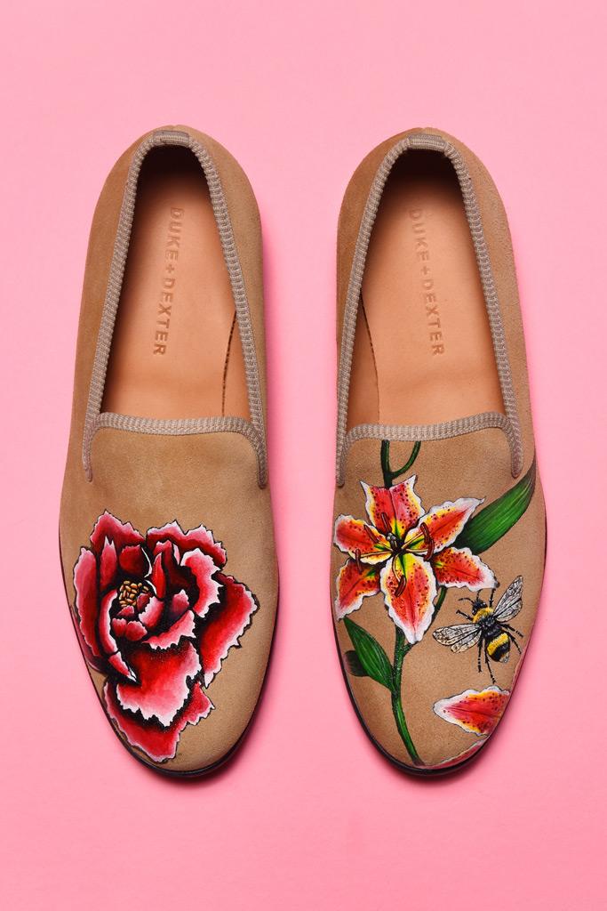 Duke & Dexter, loafers, emerging talent