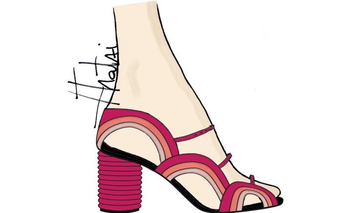 Luisa Tratzi, sketch