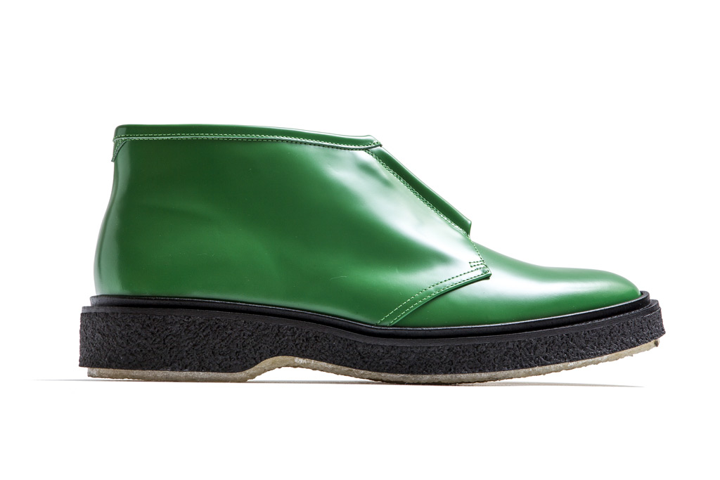 Adieu, shoes, emerging talent
