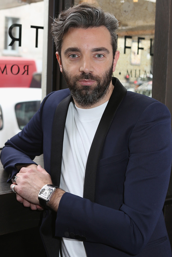 Vittorio Cordella, Joshua Sanders, emerging talent