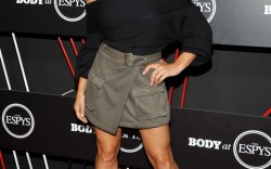 Celebrity Style at the Body at ESPYs Party